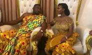Photos: John Dumelo Weds Mawunya