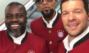 Sammy Kuffour Joins Bayern Munich Legends In Bundesliga Title Celebrations At Allianz Arena