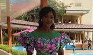 Mercy Johnson Okojie dazzles in custom Jane Michael Ekanem for Sierra Leone presidential Inauguration