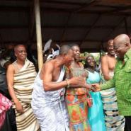 President Akufo-Addo Hails Dan Botwe