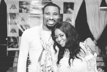 Comedian, Senator Celebrates 6 Years Wedding Anniversary with Wife