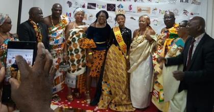 Ghanaians in France elect Mavis Osah as Miss Ghana France 2019