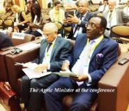 Ghana's Planting for Food & Jobs Policy Gets International Attention