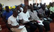 National Sports Authority Meets Association Heads In Volta Region