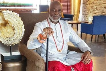 Actor, RMD Melts Hearts as he Slays in Native Outfit