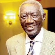 Former PresidentJohn Agyekum Kufuor