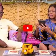 Happy Africa day!!! Africans, can you speak your local Languauge?