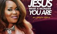 AUDIO+VIDEO: Grace Forlu – Jesus What A Wonder You Are