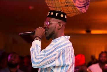 Simi, Falz, Seyi Shay, Omawunmi, Cobhams Asuquo, Others Come Out forAdekunle Gold's 'About 30' Album Listening Party