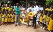 Ayakumaso M/A Basic School Receives Support From Women Advocacy Network