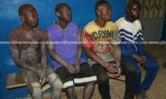 Illegal Miners Rounded Up In Ashanti Region