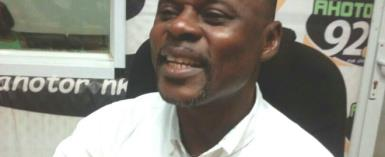Dr. Thomas Anaba, the former Director of the Ridge
