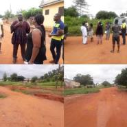 Nearly Completed Road Project Yet To Reach Original Starting Point