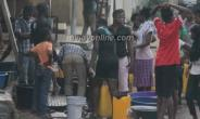 Old Tafo Hit By Acute Water Shortage