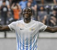 Striker Raphael Dwamena bangs in brace for runaway champions FC Zurich