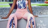 MissEvy's Clothing Line Unveils New Collection Dubbed, Peche et Chic Jumpsuit
