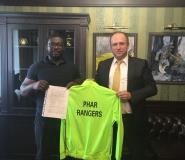DOL side Phar Rangers sign cooperation agreement with Belarus champions Dinamo Brest