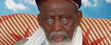 Sheikh Dr. Osman Nuhu Sharubutu – National Chief imam