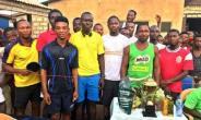 Nungua Youth Partake In Mini Table Tennis Championship