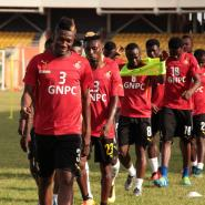 Black Stars start non-residential camping today for Ethiopia 2019 AFCON qualifier