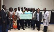 Kwakwaduam Association Of New York Receives Donation