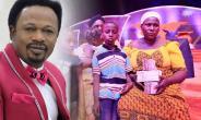Bro. Joshua Iginla gives widow, kids N1m, house and scholarship