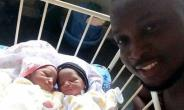 Nollywood Actor, Augustine Iloh Welcomes Twins with wife