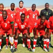 AFCON 2019: Namibia camping in Ghana ahead of Guinea-Bissau qualifier