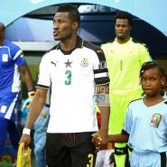 Ghana captain Asamoah Gyan passes fitness test to face Ethiopia in AFCON 2019 qualifier