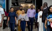 PICTURES OF CHIDINMA'S MEET AND GREET WITH HER FANS IN ENUGU