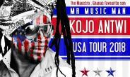 Highlife Legend Kojo Antwi To Tour USA