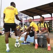AFCON 2019 Qualifier:Black Stars striking force fierce ahead of Ethiopia game