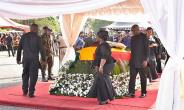 As Major Mahama Weeps Home Today!