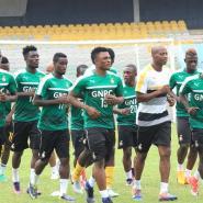 2017 AFCON: Black Stars to make winning start against Ethiopia