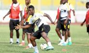Photos: Black Stars final training session ahead of AFCON 2019 qualifier against Ethiopia