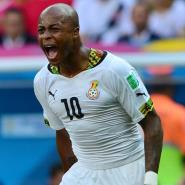2019 AFCON: Andre Ayew wants a positive start for Ghana in qualifiers today