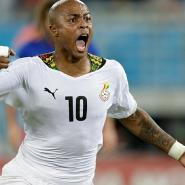 Andre Ayew urges caution ahead of AFCON 2019 qualifier against Ethiopia