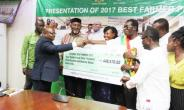 2017 National Best Farmer Receives GH¢440,570.00 As Prize