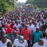 'NDC Unity Walk' Was A Thorn In NPP Flesh' - Organisers