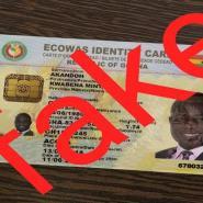 Ghana Cards Of Minority MPs  Circulating On Social Media Fake