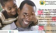 Gender Ministry Celebrates Fathers On Father's Day