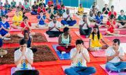 DPSI Ghana Marks International Yoga Day