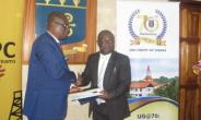 GNPC Unveils Research Chair At UG