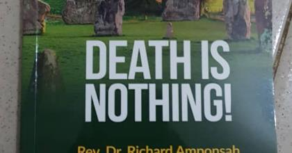 """Book On """"Death Is Nothing"""" Launched In Accra"""
