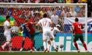 2018 World Cup: Ronaldo Header Knocks Out Morocco