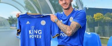 Leicester Sign Norwich Midfielder Maddison