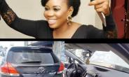 Actress, Wumi Toriola Acquires New Whip After Marriage