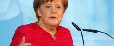 German Opposition Leaders Unite Against Merkel's Coalition Government