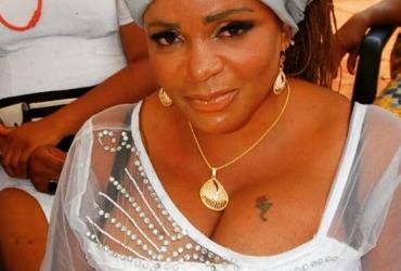 Actress, Cossy Orjiakor Beaten up by Neighbour's Hubby (photos)