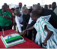 We Celebrate You, Your Excellency, Flt. Lt. Jerry John Rawlings – Young Cadres